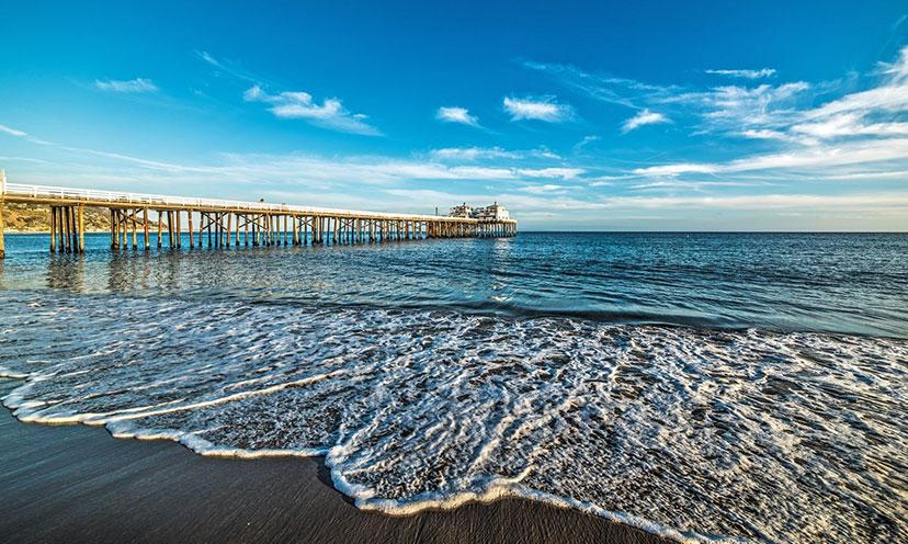 Enter to Win a Getaway to Malibu!