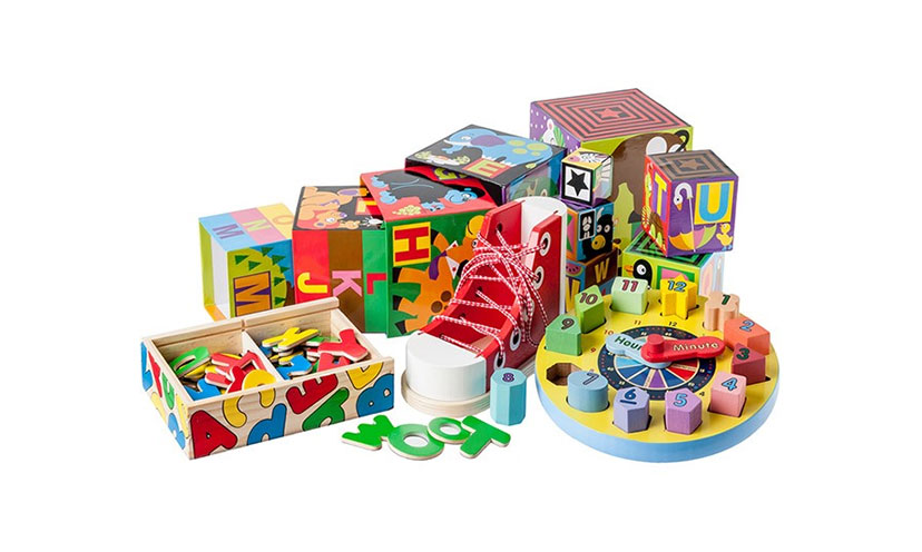 Enter to Win 50 Children's Books and a $1,000 Melissa & Doug Gift Card!