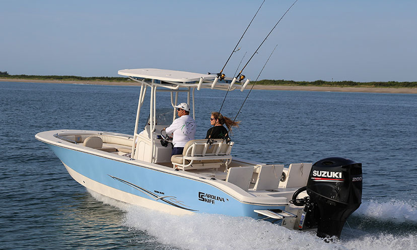 Enter to Win a New Boat and More!