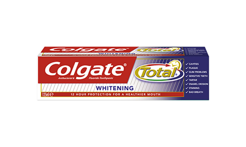 Save $0.50 on One Colgate Toothpaste!