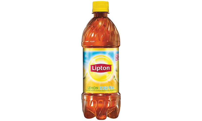 Get a FREE Bottle of Lipton Iced Tea!