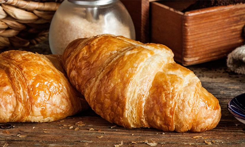 Get FREE Lemon Madeleine or Croissant from La Madeleine!