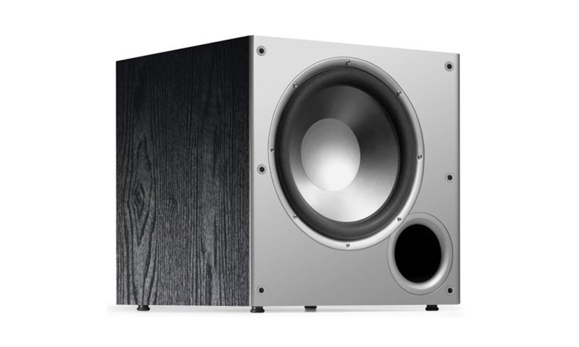 Save 20% on a 10-Inch Powered Subwoofer!
