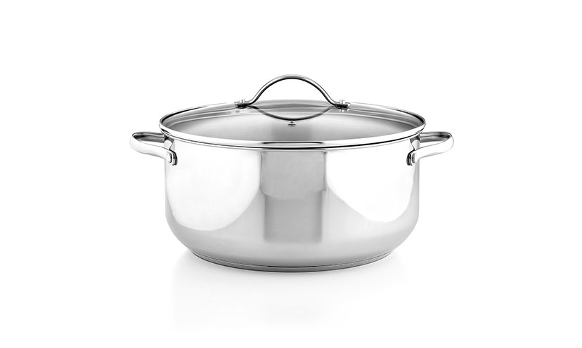 Save 66% on an 8-Quart Casserole with Lid!