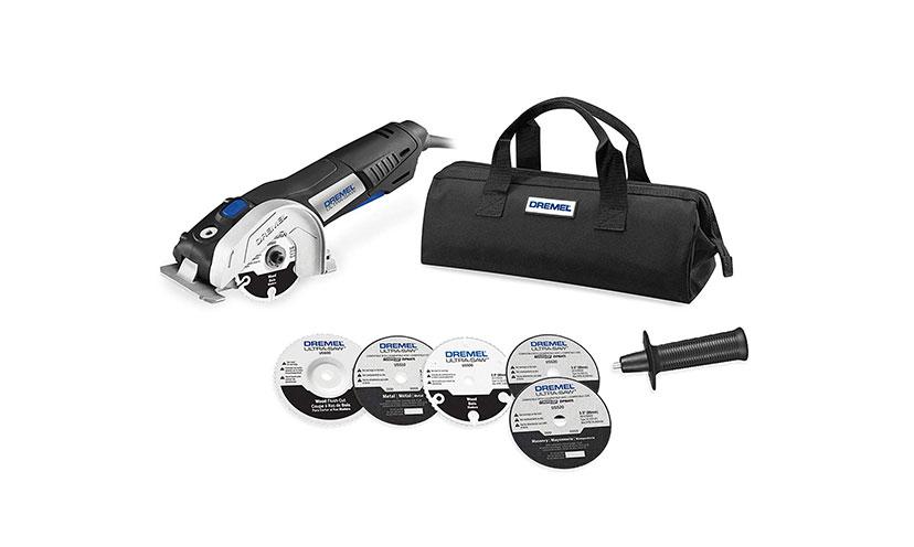 Save 48% on a Dremel Ultra-Saw Tool Kit!