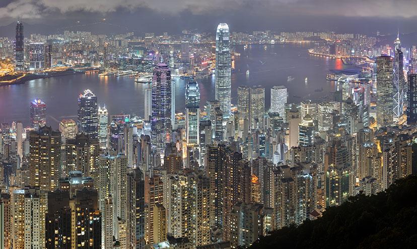 Enter to Win a Trip to Hong Kong!