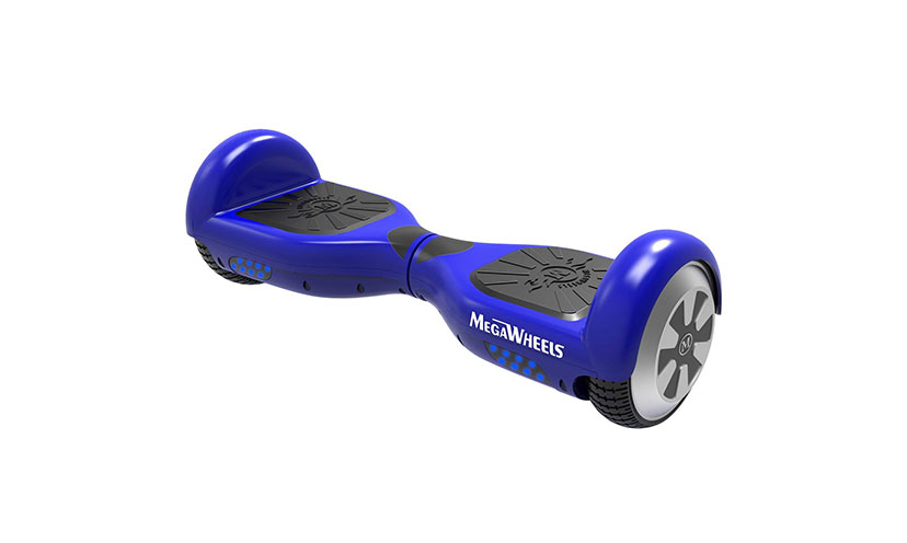 Save 28% on a MegaWheels Hoverboard!