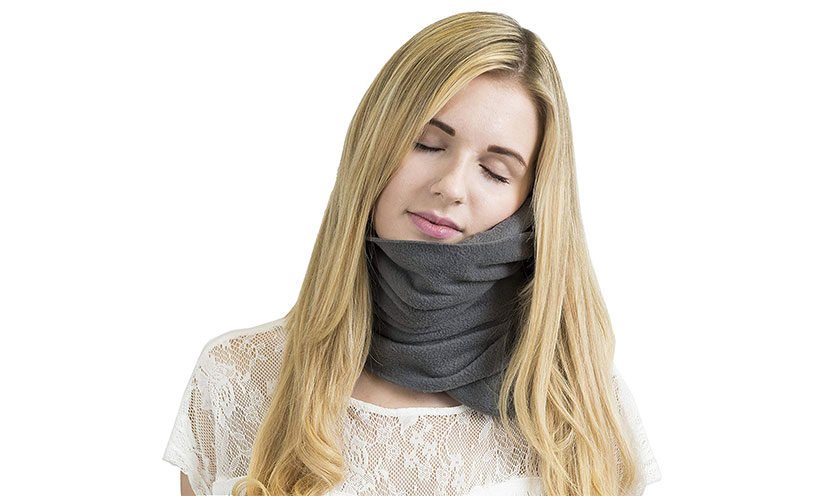 Save 30% on a Neck Support Travel Pillow!