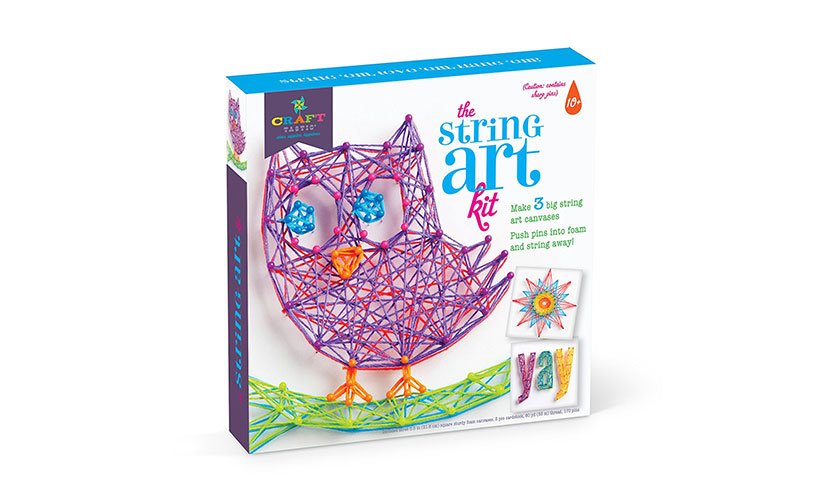 Save 22% on a String Art Craft Kit!