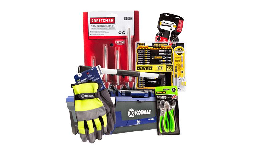 Get FREE Tool Samples!