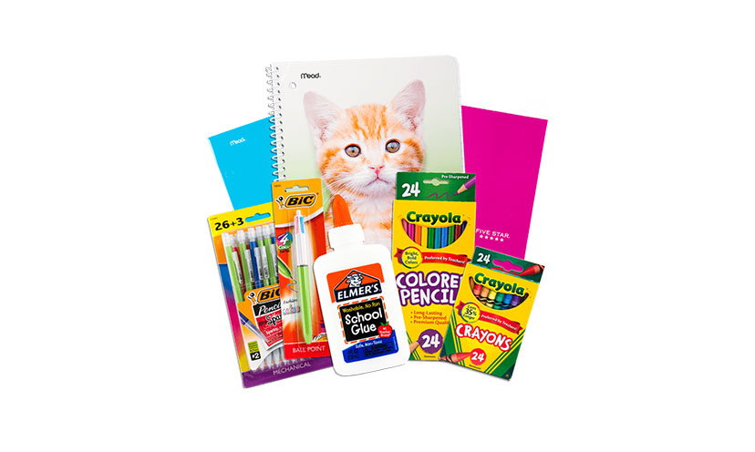 Get FREE Back to School Samples!
