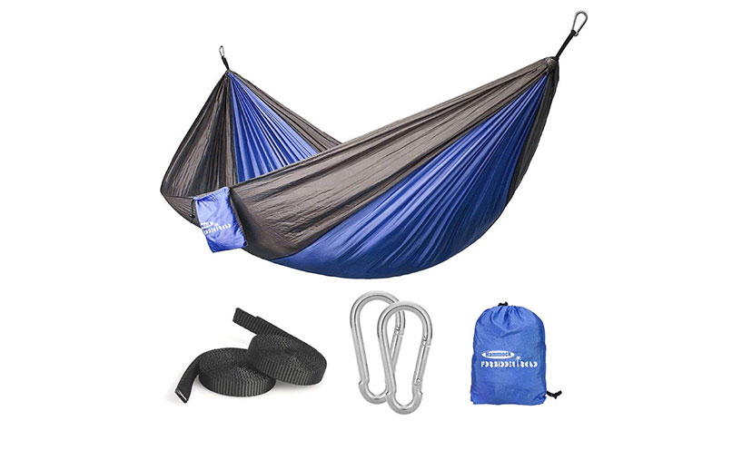 Save 33% on a Lightweight Camping Hammock!