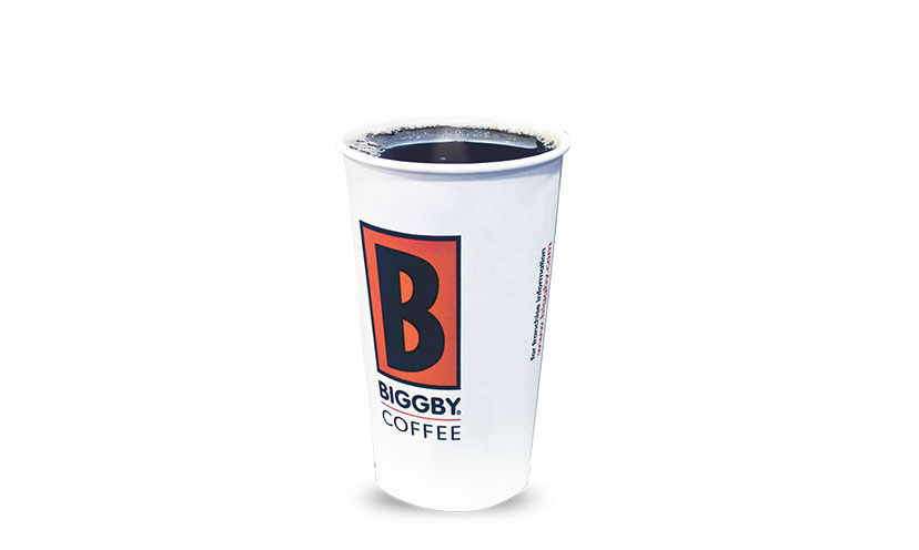 Get a FREE Beverage at Biggby Coffee!