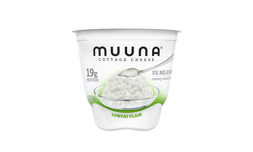 Get a FREE Cup of Muuna Cottage Cheese at Giant Eagle!