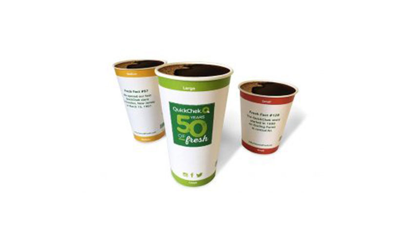 Get a FREE Coffee at Quickchek!