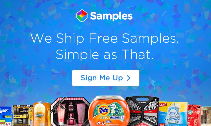 Join Samples.com to Start Getting the Best FREE Samples!