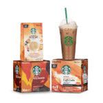Get FREE Fall Starbucks Samples!