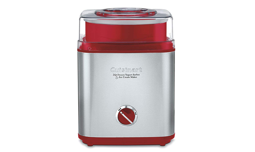 Enter to Win a Cuisinart Pure Indulgence Ice Cream Maker!
