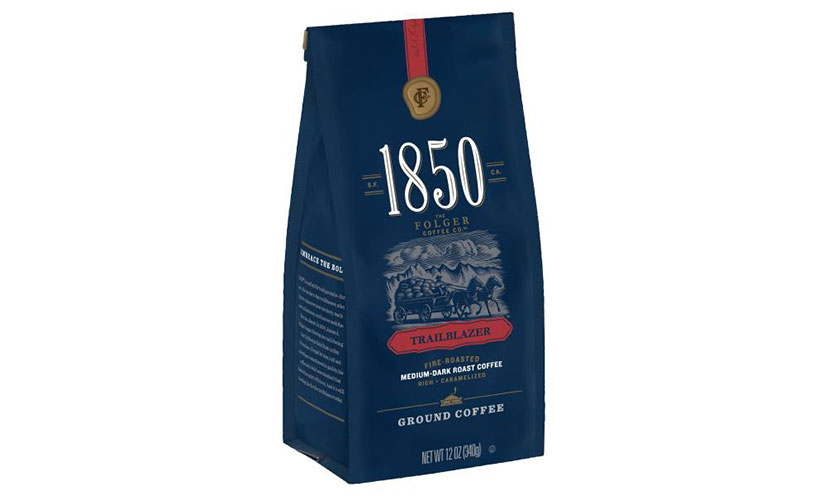 Get a FREE Sample of 1850 Brand Coffee!