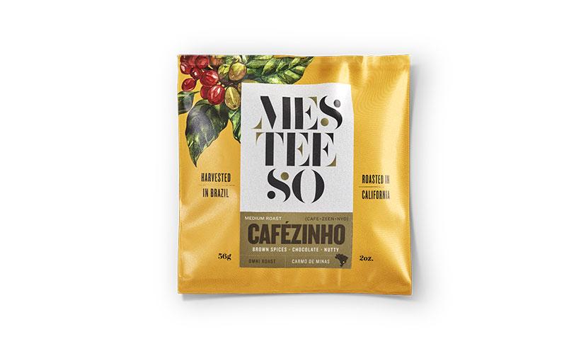 Get a FREE Mesteeso Coffee Sample!