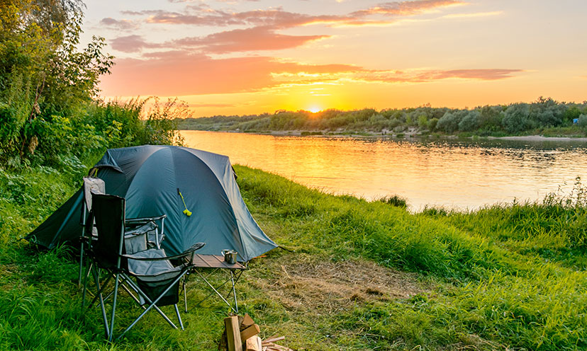 7 Easy Ways to Camp on a Budget
