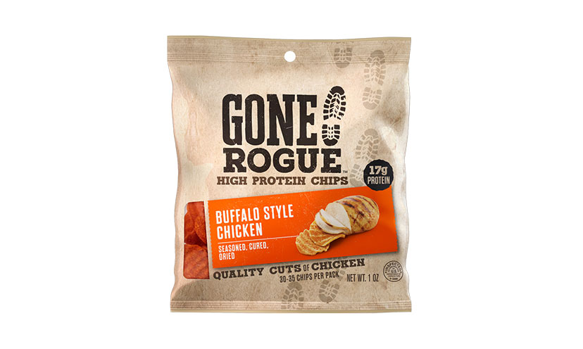 Get a FREE Sample of Gone Rogue High Protein Chips!