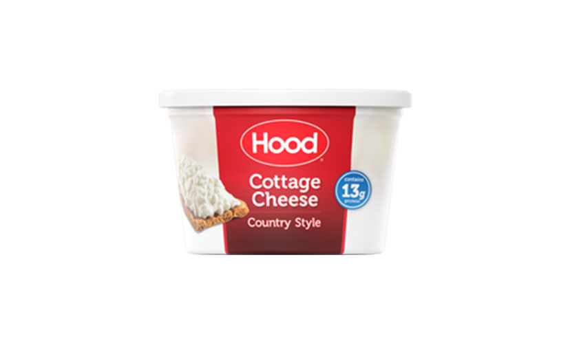 Get a FREE Hood Cottage Cheese at Giant Eagle!