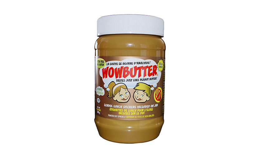 Get a FREE Sample of Peanut Free Wowbutter!