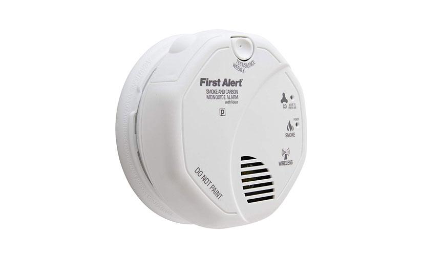 First Alert SCO5CN Combination Smoke and Carbon Monoxide